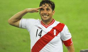 Claudio Pizarro confiesa que le gustaría campeonar en Perú