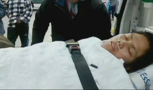 Puente Piedra: Kelly Sayhua fue hospitalizada tras intentar suicidarse