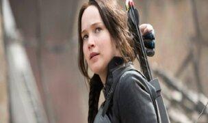 EEUU: Jennifer Lawrence es la actriz mejor pagada del mundo