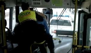 Peleas en transporte público en diversas ciudades del mundo