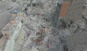 Terremoto en Italia: no se han reportado víctimas peruanas