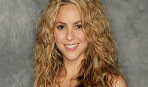 Shakira presenta nuevo perfume en Chile