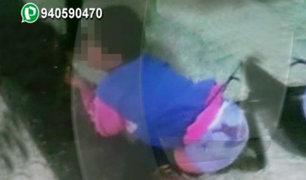 San Juan de Miraflores: Niño atado a una silla en hospital María Auxiliadora