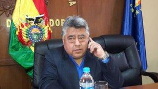 Bolivia: confirman muerte de viceministro secuestrado por mineros