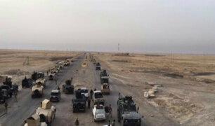 Irak: recuperan ciudad que era controlada por Estado Islámico