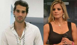 Alejandra Baigorria y Guty Carrera acudieron a citación en el Poder Judicial