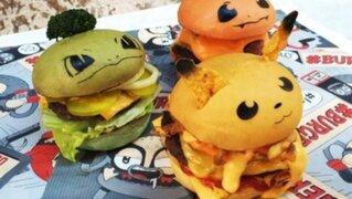 """""""Pokeburguers"""", la fiebre Pokémon también llega a los restaurantes de Australia"""