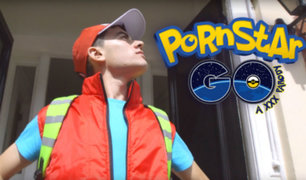 YouTube: Pornstar GO XXX, la parodia porno de Pokémon GO [VIDEO]