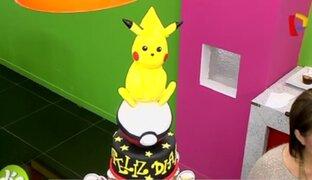 Pokémon en rice crispy: aprende a preparar una torta de Pikachu