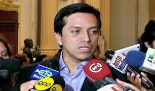 Violeta reafirmó que Bartra no debería continuar en la presidencia de comisión Lava Jato