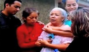 Familia que espera el 'fin del mundo' recibe atención psicológica