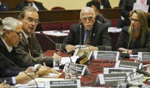Carlos Basombrío presentó informe sobre 'Escuadrón de la muerte'