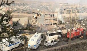 Turquía: al menos 11 muertos y 78 heridos por coche bomba