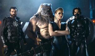 'Guardians': El equipo de superhéroes rusos que está arrasando en Internet