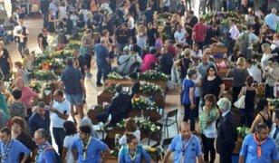 Italia rinde homenaje a víctimas de terremoto en funeral de Estado