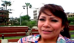 Palabra de faraona: Marisol revela por qué le canta a los hombres