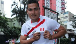 Selección Peruana: Diego Mayora ya sería jugador de Colón de Santa Fe