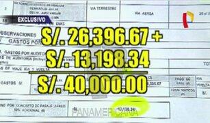 Ministerio de Salud: viajes de supervisión con presupuestos exorbitantes