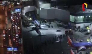 EEUU: pánico por presunto tiroteo en aeropuerto