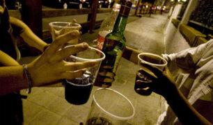 SJL: venta de licor a menores será multado con 3950 soles
