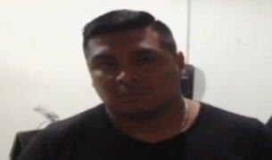 Capturan a policía acusado de liderar banda de estafadores