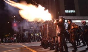 Brasil: violentas protestas en apoyo a Dilma Rousseff