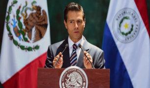 México: universidad confirma plagio en tesis de Peña Nieto