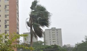 Bolivia: fuertes vientos azotan la cuidad de Potosí