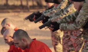 ISIS difunde video de niños soldados ejecutando prisioneros