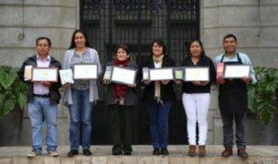 Cafetaleros de Villa Rica ganan concurso en Francia
