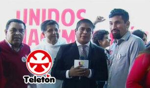 Panamericana se une a la Teletón por los niños de San Juan de Dios