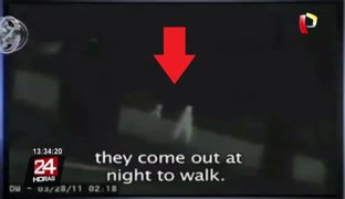 Grabaciones de supuestos entes paranormales que paralizaron la red