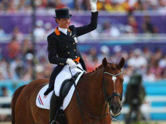 Río 2016: La jinete que se negó a competir para salvar la vida de su caballo