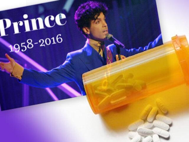 El medicamento que mató a Prince estaba en un frasco mal etiquetado