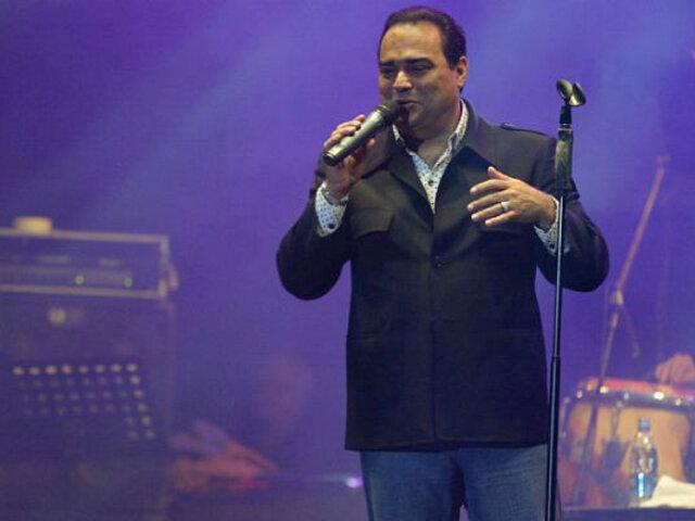 Gilberto Santa Rosa: otros famosos que le cantaron al Perú