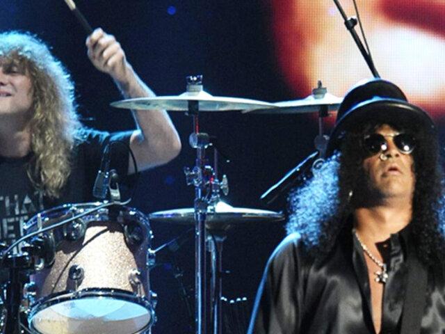 Guns N' Roses: Un cuarto integrante de la banda original podría unirse a la gira