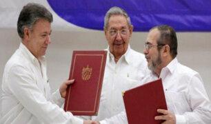 Colombia decidirá sobre acuerdo de paz con las FARC en un referéndum