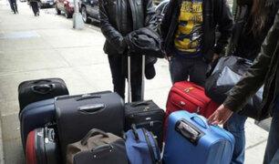 Callao: peruanos que llegaron de Europa fueron asaltados