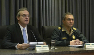 """Basombrío sobre retiro de generales: """"No hay ninguna sanción involucrada"""""""