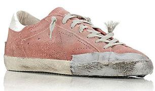 Tienda de lujo en Nueva York causa indignación por vender zapatillas 'de pobres' [FOTOS]