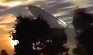 Malasia: Supuesta nave extraterrestre asusta a pobladores