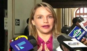 Congresistas condenan excesos al interior de penal de Lurigancho