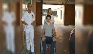 España: torero Andrés Roca Rey fue dado de alta tras sufrir embestida de toro