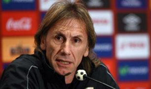 Selección Peruana: 97% de peruanos respalda a Ricardo Gareca