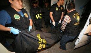 VMT: mujer muere tras ser apuñalada por su expareja