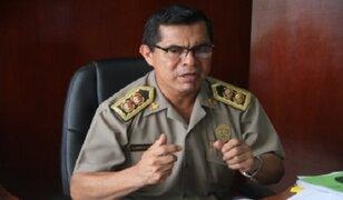 General PNP Máximo Ramírez dice que Carlos Basombrío lo pasó al retiro por venganza
