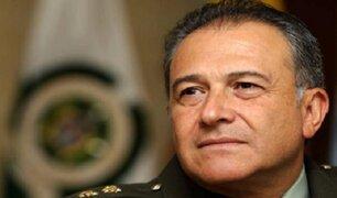 Reacciones por llegada de Óscar Naranjo, el mejor policía del mundo