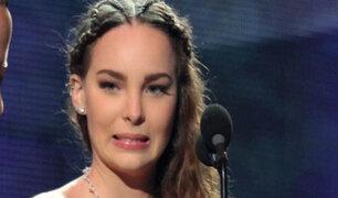 VIDEO: Belinda desata polémica durante concierto