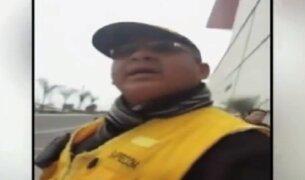 Joven patinador denuncia agresión en 'Mall del Sur'