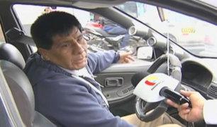 ¿Por qué los taxistas de Lima protestan contra Uber?